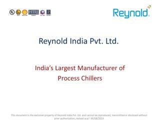 Reynold India Pvt. Ltd.