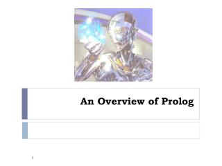An Overview of Prolog