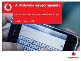 Vodafone Hungary at a glance