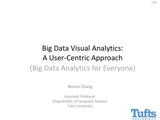 (Big Data Analytics for Everyone)