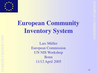 European Community Inventory System