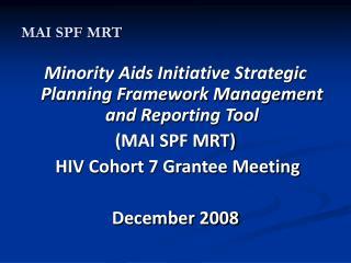 MAI SPF MRT