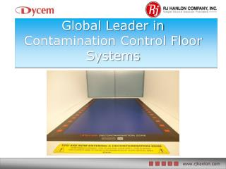Global Leader in Contamination Control Floor Systems