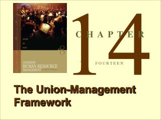 The Union-Management Framework