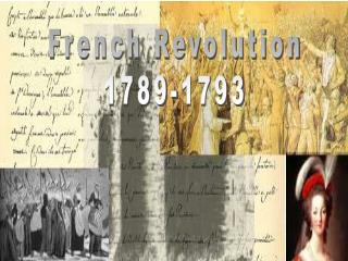 French Revolution 1789-1793
