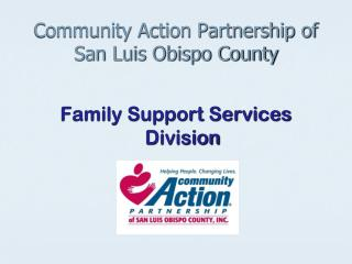 Community Action Partnership of San Luis Obispo County