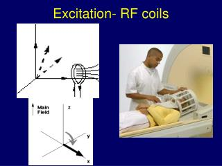 Excitation- RF coils