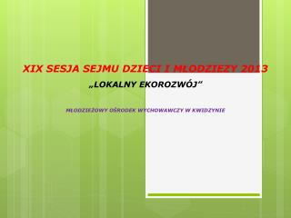 koordynatorka projektu � Paulina  Moskaluk