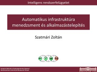 Automatikus infrastruktúra menedzsment és alkalmazástelepítés