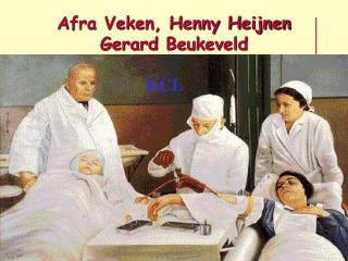 Afra Veken, Henny Heijnen Gerard Beukeveld