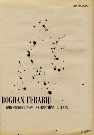 Bogdan Ferariu