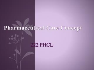 222 PHCL