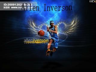 Allen Inverson