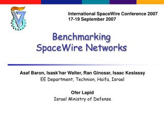 Benchmarking  SpaceWire Networks