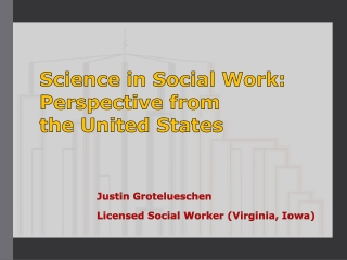 Social Work Research I: Evidence-Based Practice