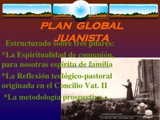 PLAN  glob AL  JUANISTA