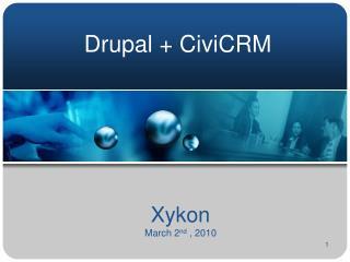 Xykon March 2 nd  , 2010