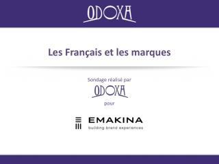 Les Français et les marques