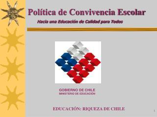 Política de Convivencia Escolar