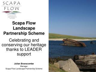 Scapa Flow Landscape Partnership Scheme