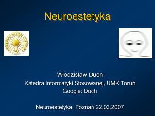 Neuroestetyka