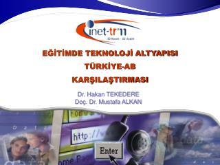 Dr. Hakan TEKEDERE Doç. Dr. Mustafa ALKAN