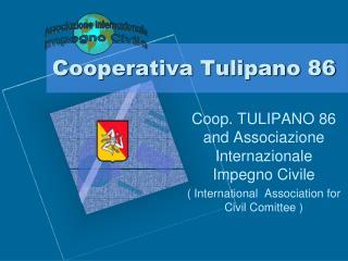 Cooperativa Tulipano 86
