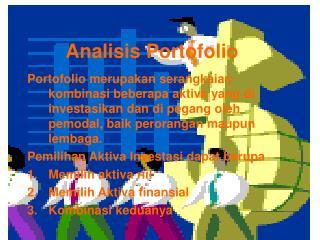 Analisis Portofolio
