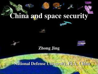 China and space security