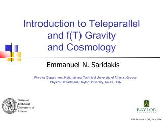 Introduction to Teleparallel and f(T) Gravity  and Cosmology