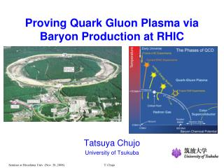 Proving Quark Gluon Plasma via  Baryon Production at RHIC