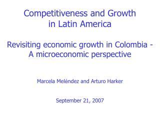Growth, 1970-2005 (1970=1)