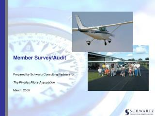 Member Survey/Audit