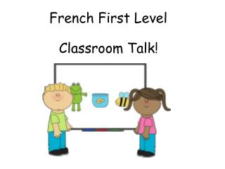 French First Level