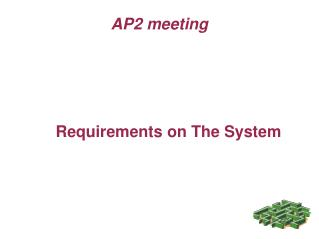 AP2 meeting