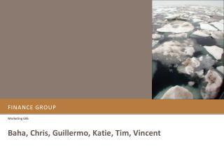 Finance Group