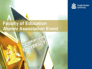 Faculty of Education  Alumni Association Event