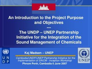 Kaj Madsen – UNEP