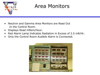 Area Monitors