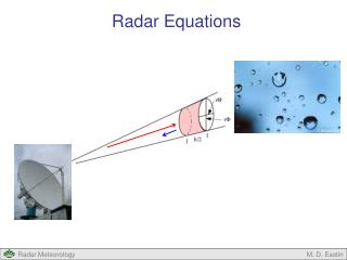 Radar Equations