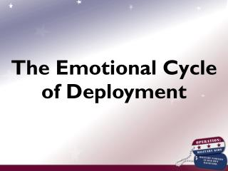 The Emotional Cycle of Deployment