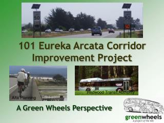 101 Eureka Arcata Corridor Improvement Project