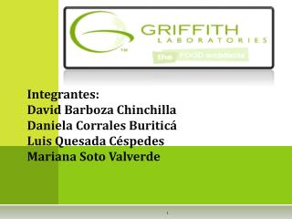 Integrantes:  David Barboza Chinchilla Daniela Corrales  Buriticá Luis Quesada Céspedes