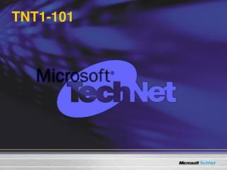 TNT1-101