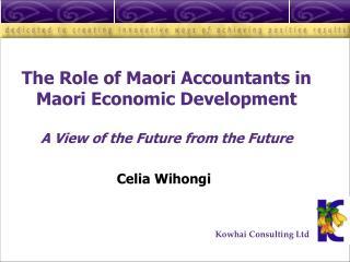 Kowhai Consulting Ltd