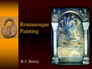 Romanesque  Painting