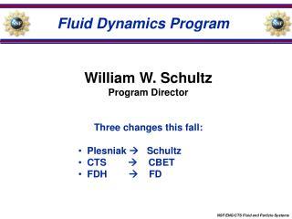 Fluid Dynamics Program