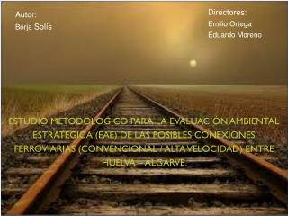 Directores: Emilio Ortega Eduardo Moreno
