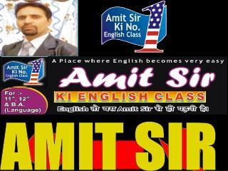 AMIT SIR