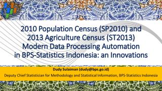 Dudy Sulaiman (dudy@bps.go.id)